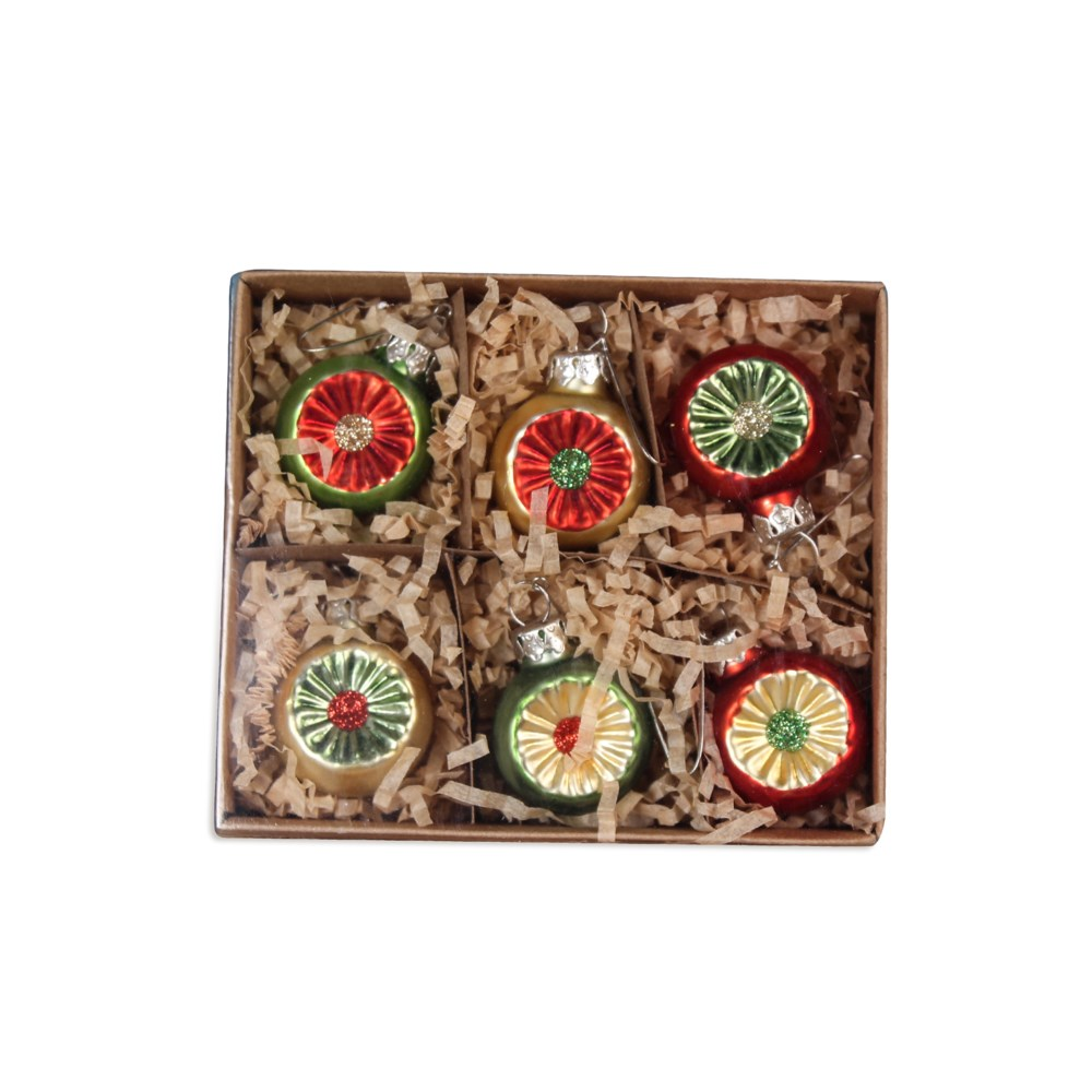Traditional Mini Indent Ornament S6