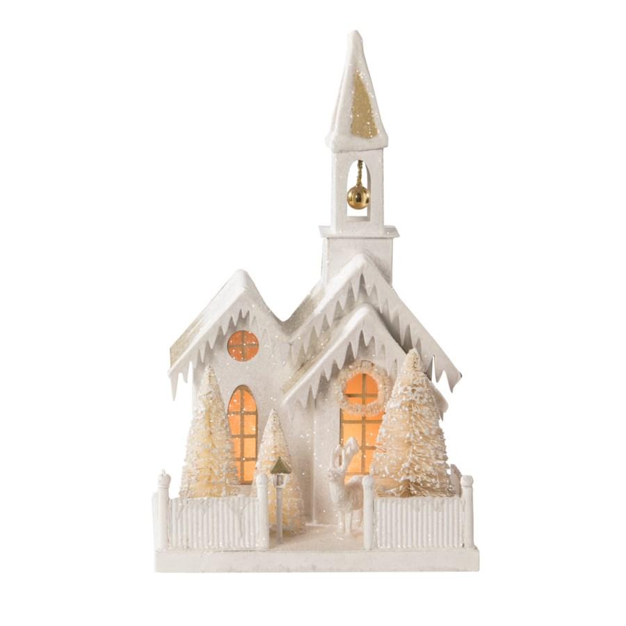 Peaceful Church