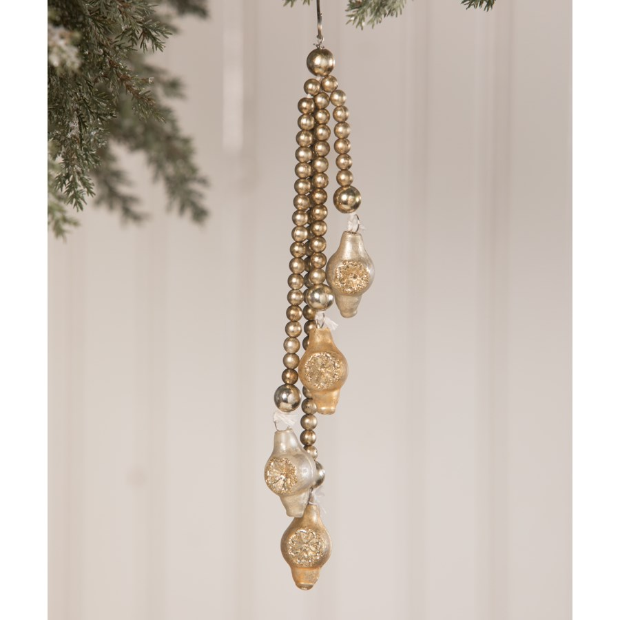 Peaceful Dangle Ornament Mini