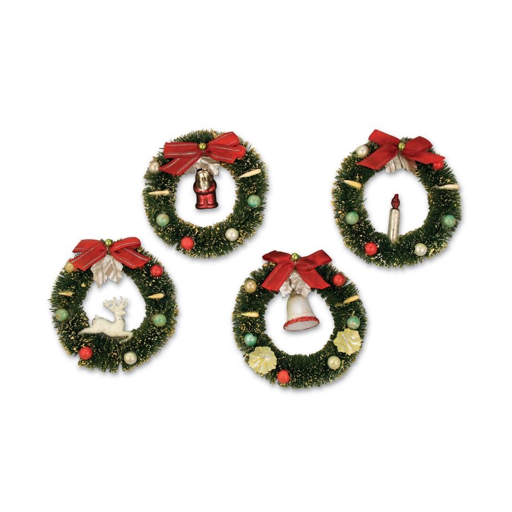 Chrimbo Wreath 4A