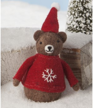 Red Sweater Bear