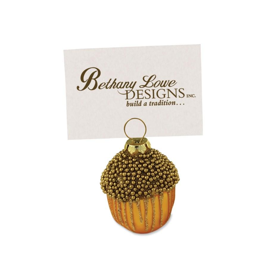 Beaded Acorn Ornament