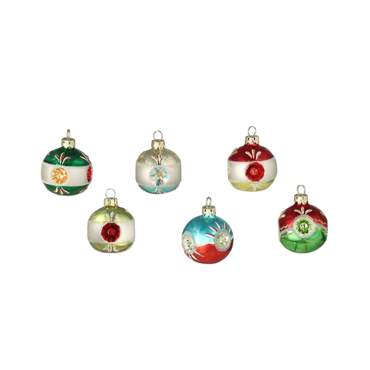 Merry & Bright Ornament Place Card Holder 6A