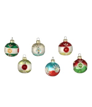 Merry & Bright Ornament Place Card Holder 6/A