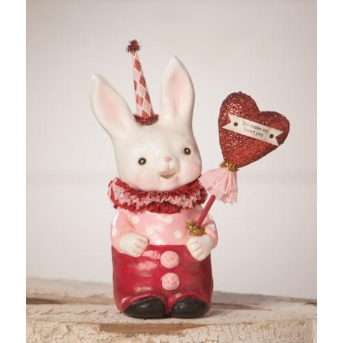 Valentine Snuggle Bunny
