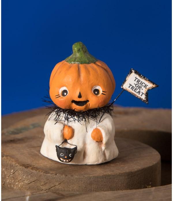 Trick or Treat Pumpkinhead