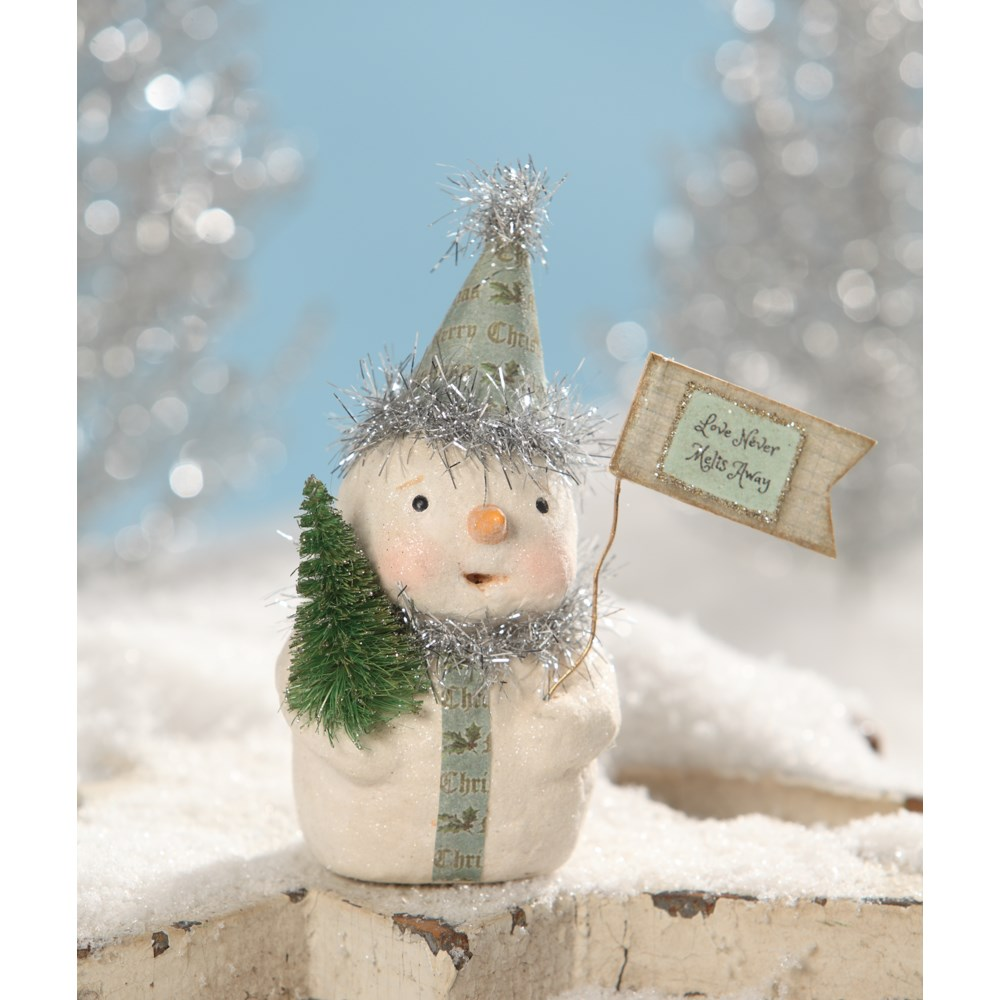The Littlest Snowman