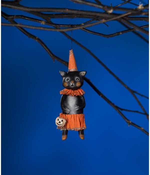 Cat-Erella Ornament