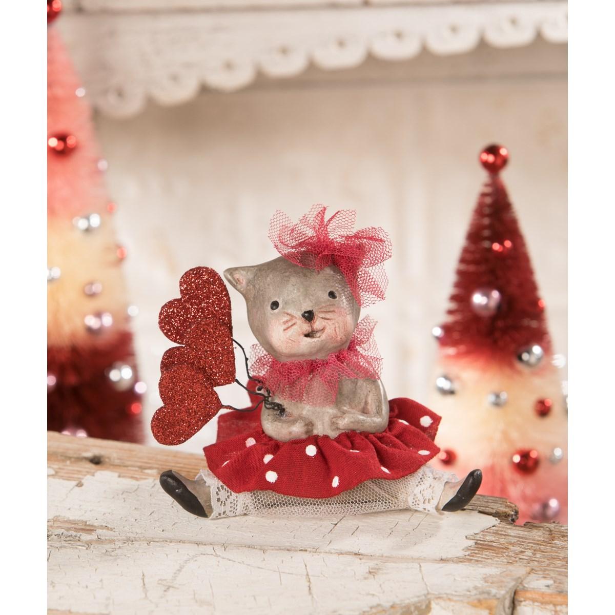Valentine Calico Kitty