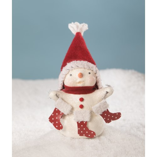 Stocking Snowman