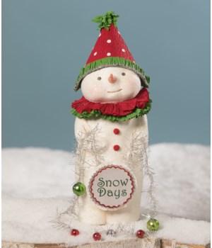 Snow Days Snowman