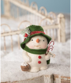 Jolly Tiny Tim Snowman