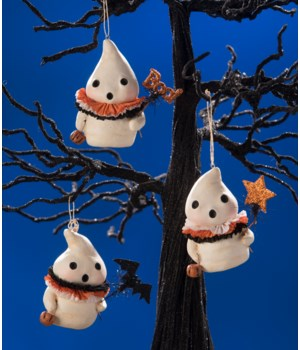 Little Boo Ornament 3/A