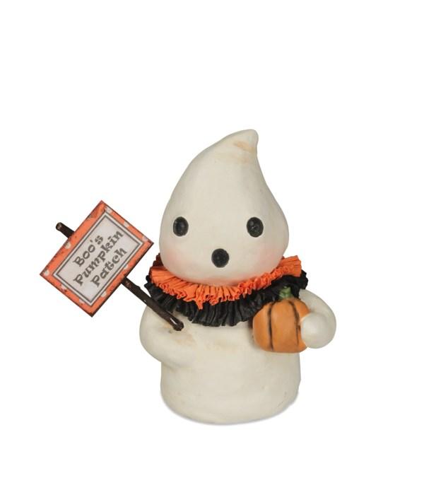 Boo's Pumpkin Patch