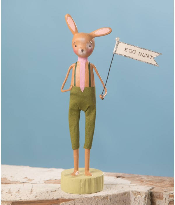 Egg Hunt Peter Bunny