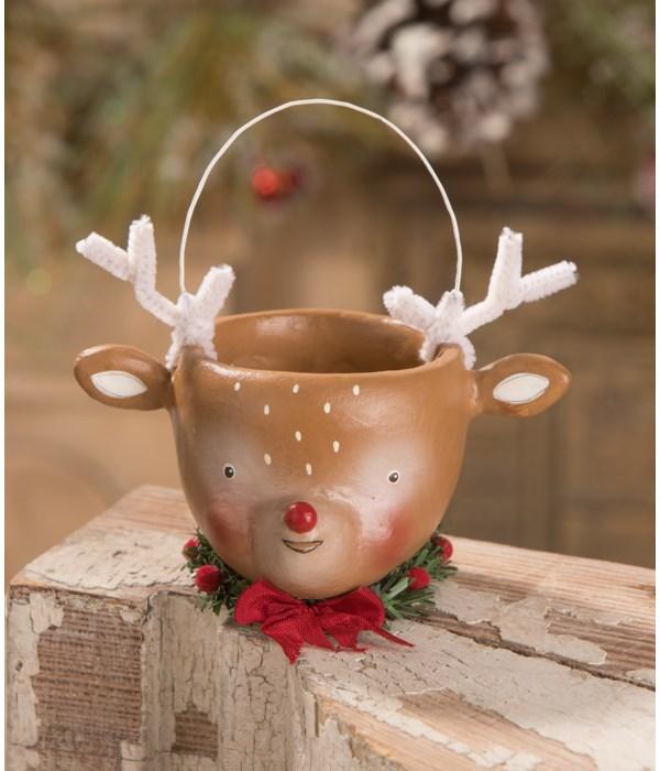 Reindeer Bucket