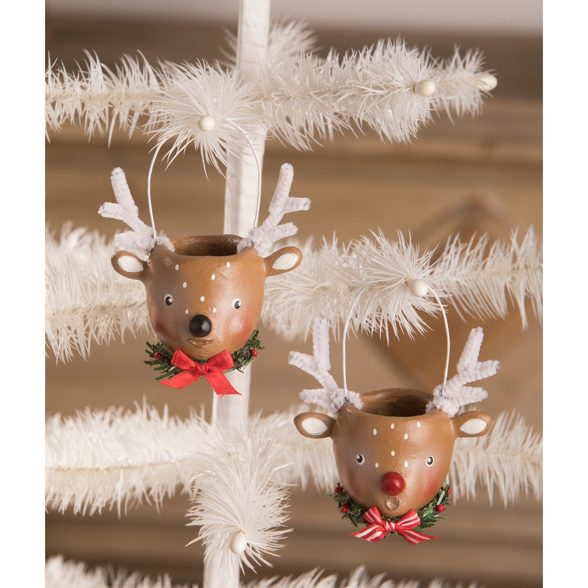 Reindeer Bucket Mini 2A