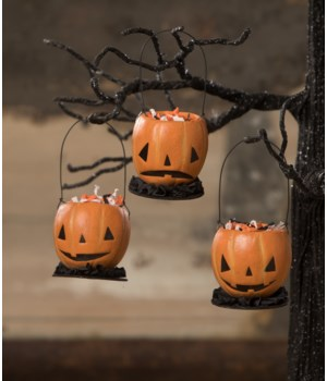 Pumpkin Bucket Mini 3/A