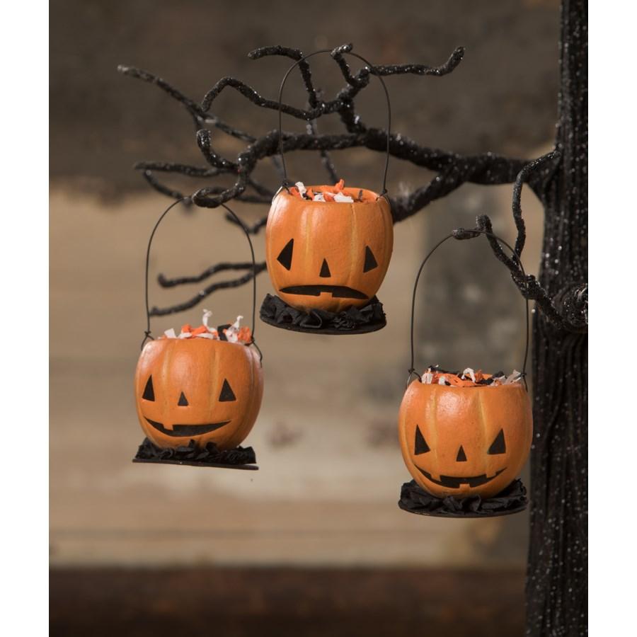 Pumpkin Bucket Mini 3A