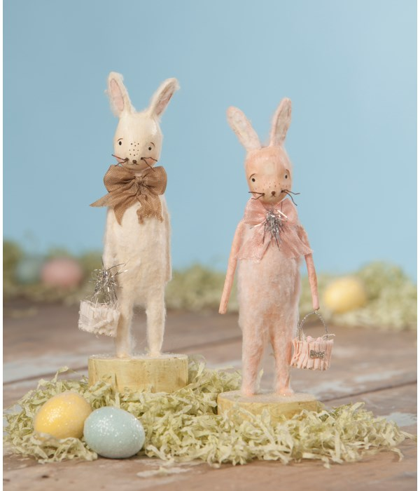 Soft & Fuzzy Easter Bunny 2A