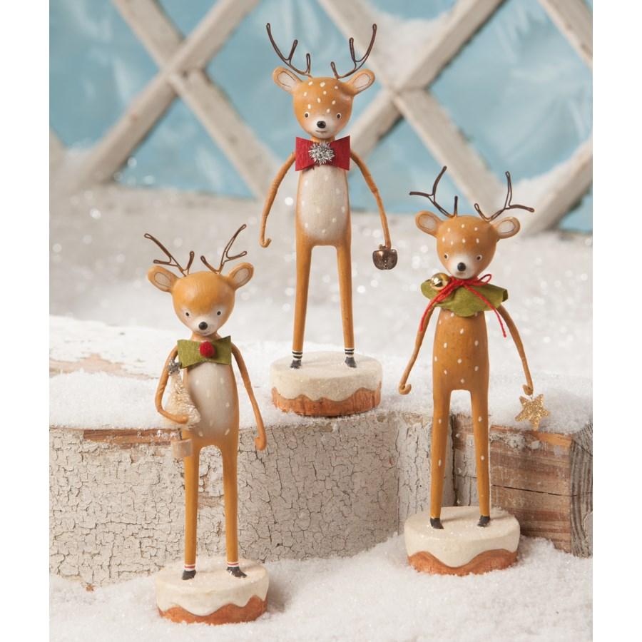 Dasher, Dancer & Prancer 3/A