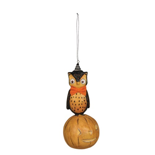Owlbert Ornament
