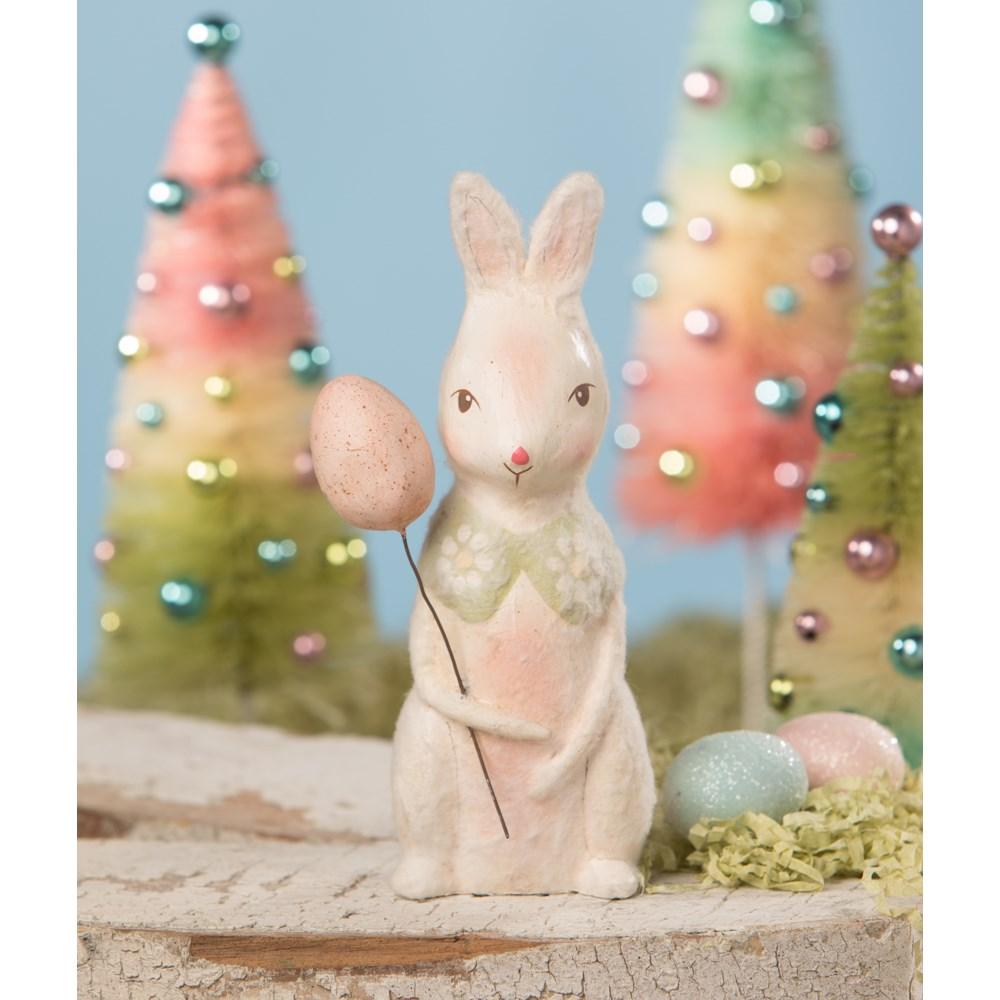 Sweet Bunny With Egg