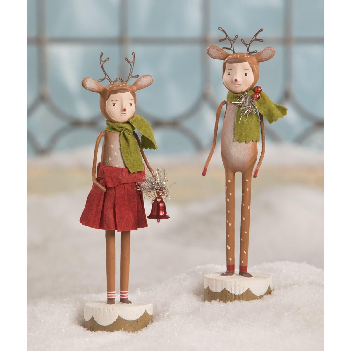 Reindeer Dress Up 2A