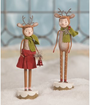Reindeer Dress Up 2/A