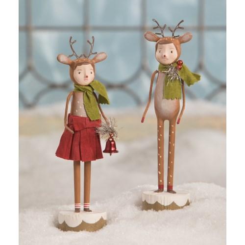 Reindeer Dress Up 2/A