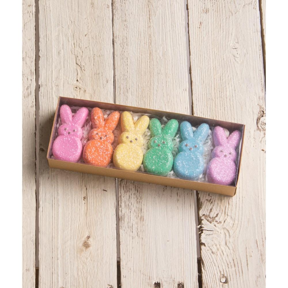 Peeps Bunny Ornaments S6