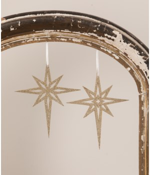 Shine Bright Star Large Ornament 2A