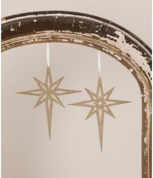 Shine Bright Star Large Ornament 2/A