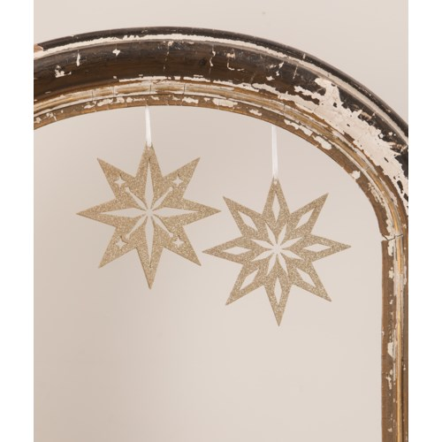 Shine Bright Star Small Ornament 2A