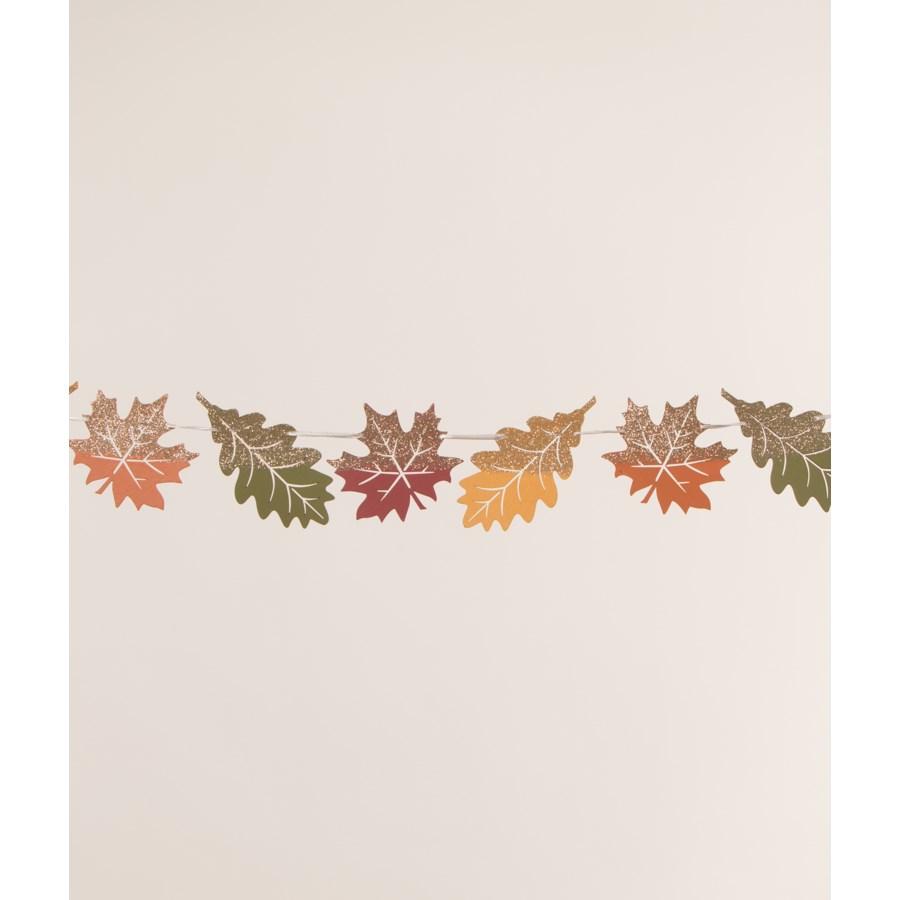 Fall Harvest Leaf Garland