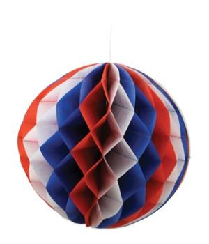 AMERICANA HONEYCOMB BALLS S/3