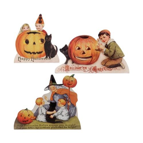 Happy Halloween Dummy Board 3/A