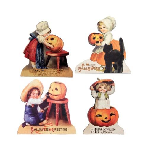 Little Halloween Children Dummy Board 4/A