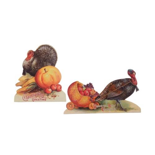Thanksgiving Turkey Dummy Board 2/A