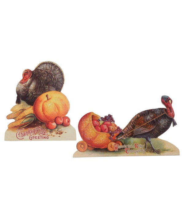 Thanksgiving Turkey Dummy Board 2A