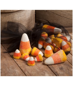Candy Corn In Bag S/20