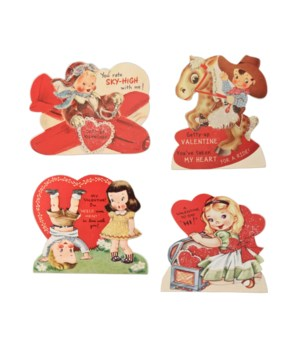 Children Valentine Dummy Board 4/A