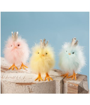 Chicks with Crowns 3/A