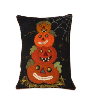 Pumpkin Topiary Pillow