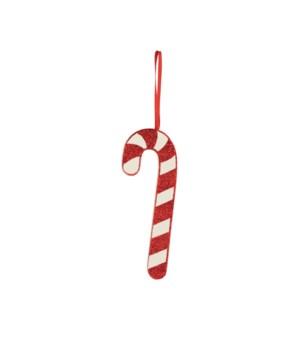 Candy Cane Dummy Board Ornament