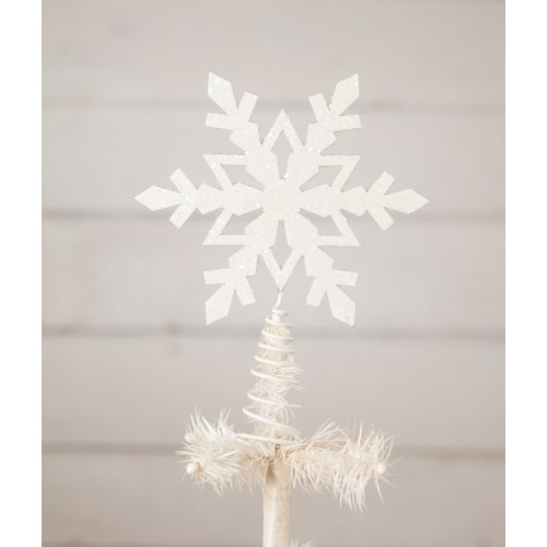 Snowflake Tree Topper