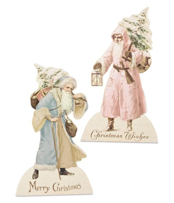 Pastel Santa Dummy Board 2A