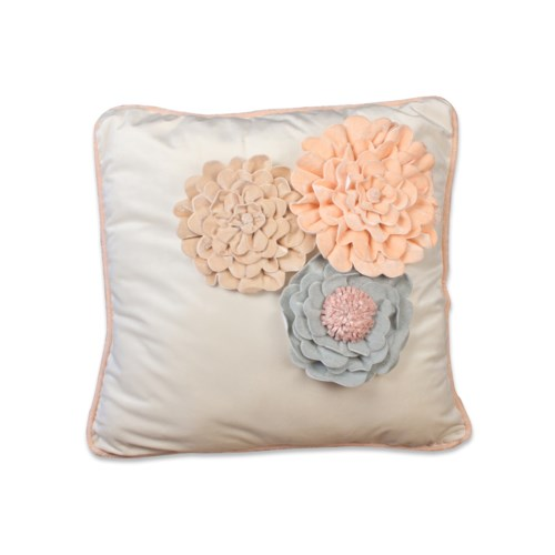 SECRET GARDEN PILLOW