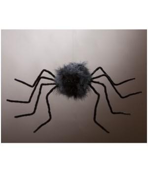 Fuzzy Spider Buddy