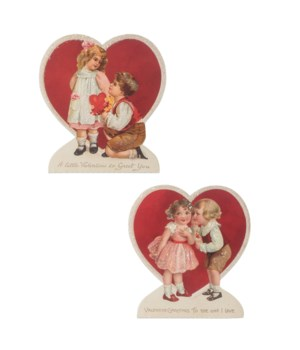 Valentine Children Dummy Board 2/A